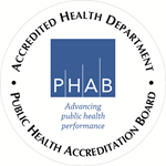 Public Health Accredited Health Department Logo